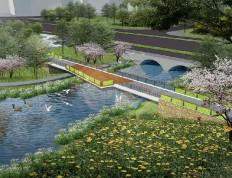 广东省中山市未达标水体综合整治工程正式开工