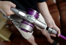 家居清洁利器不能少 吉米上手把吸尘器强劲吸力轻松除尘