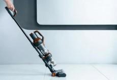 莱克立式吸尘器 轻松打扫不费事儿