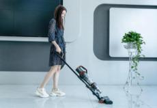 莱克立式无线吸尘器独特设计让打扫变简单 将时间留给喜欢的事情