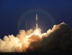 """时隔4天 """"快舟""""火箭再次圆满完成发射任务"""