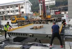福建省取消高速公路省界收费站主体工程全面提前完工