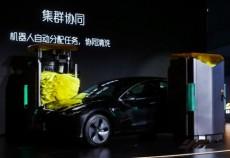 原创科技的力量 — — 第四代智能洗车机掀起行业大改革