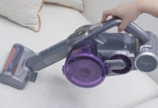 家务清洁很累心?吉米上手把无线吸尘器帮你轻轻松松做家务