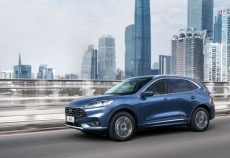 全新福特锐际Escape上市,新「法」三章定义中型四驱SUV高价值标杆