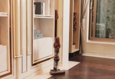 莱克立式无线吸尘器轻便省力,家居清洁更懂你的需求