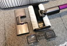 吉米一洗净无线洗地机双滚刷轻松清洁又全面,让地面瞬间洁净如新