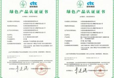 绿色凯伦   凯伦股份多款产品荣获绿色产品认证证书