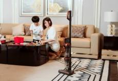 莱克立式无线吸尘器轻便省力清洁彻底 家中洁净有保障