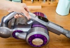 吉米上手把吸尘器轻松持久吸尘,做你家居卫生清洁的终结者