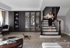 VIFA威法高端定制带来正流行家居设计风格 惬意的空间感