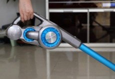 轻松洁尘更高效,吉米上手把吸尘器带你走进舒适无尘的家