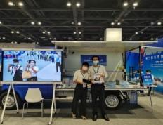 中国电信联合华为、小视科技等共同推出5G智慧售货车