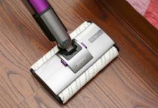 吉米一洗净无线洗地机强效擦洗地面不费力,让干净随心所想