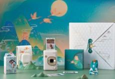 引领国风新时尚——富士instax mini LiPlay念知音套装全新上市