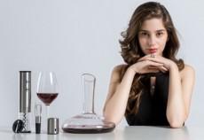 薇娅直播爆款 圆乐电动红酒开瓶器5分钟卖出1W单