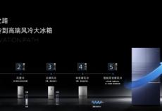 高端风冷大冰箱:奥马AI语音物联网系列·鲜见S550即将发布